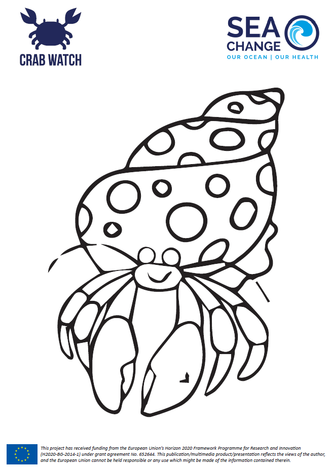 ColouringCrab